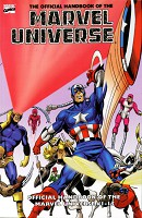 Essential Official Handbook Of The Marvel Universe Vol.1