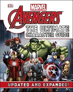 The Avengers The Ultimate Character Guide (2015)