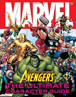 The Avengers The Ultimate Character Guide (2010)