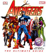 The Avengers The Ultimate Guide (2005)