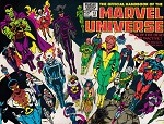 The Official Handbook of the Marvel Universe Vol.1, No.13