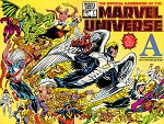 The Official Handbook of the Marvel Universe Vol.1, No.1
