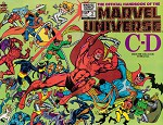 The Official Handbook of the Marvel Universe Vol.1, No.3