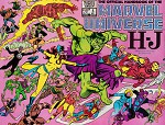 The Official Handbook of the Marvel Universe Vol.1, No.5