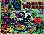 The Official Handbook of the Marvel Universe Vol.1, No.7