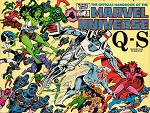 The Official Handbook of the Marvel Universe Vol.1, No.9